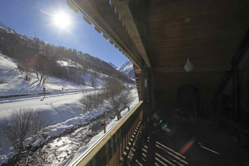Terrace Location Apartment 50293 Valloire