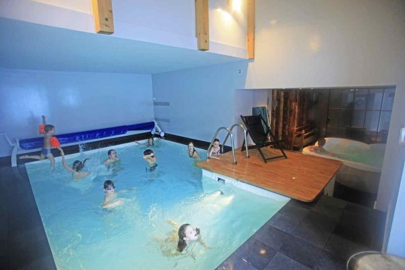 Swimming pool Location Apartment 50293 Valloire