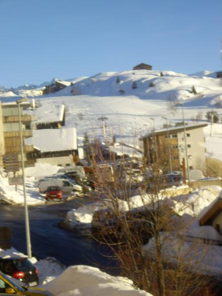 View from the property Location Apartment 50340 Alpe d'Huez