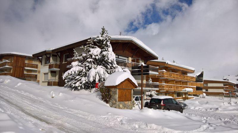 Outside view Location Apartment 50609 Alpe d'Huez