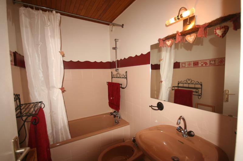 bathroom 2 Location Apartment 50609 Alpe d'Huez