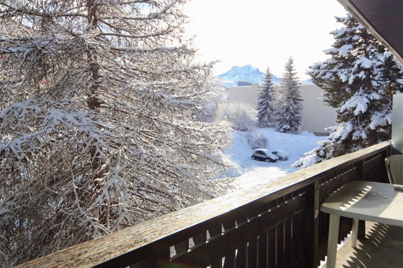 Balcony Location Apartment 50663 Les 2 Alpes