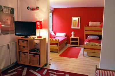 Living room Location Apartment 50729 La Mongie