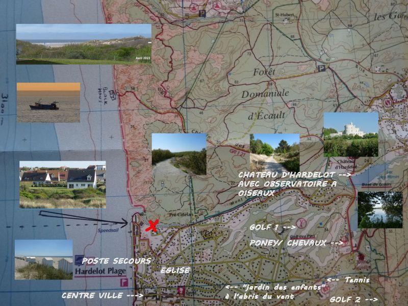 Location Villa 50884 Hardelot