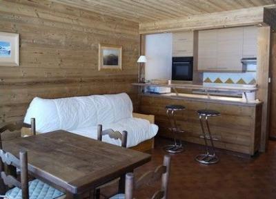 Living room Location Apartment 51118 Courchevel