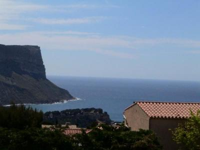 View from the property Location One-room studio flat 51162 Cassis
