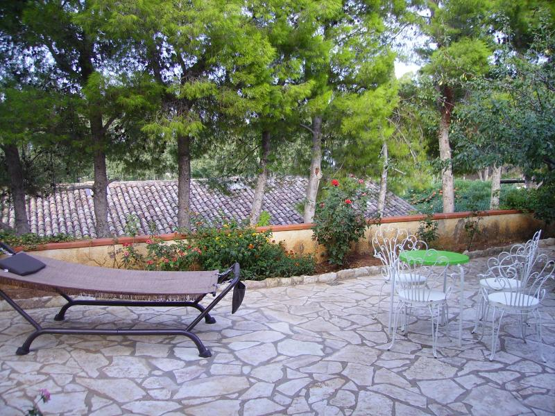 Garden Location Villa 51889 Scopello
