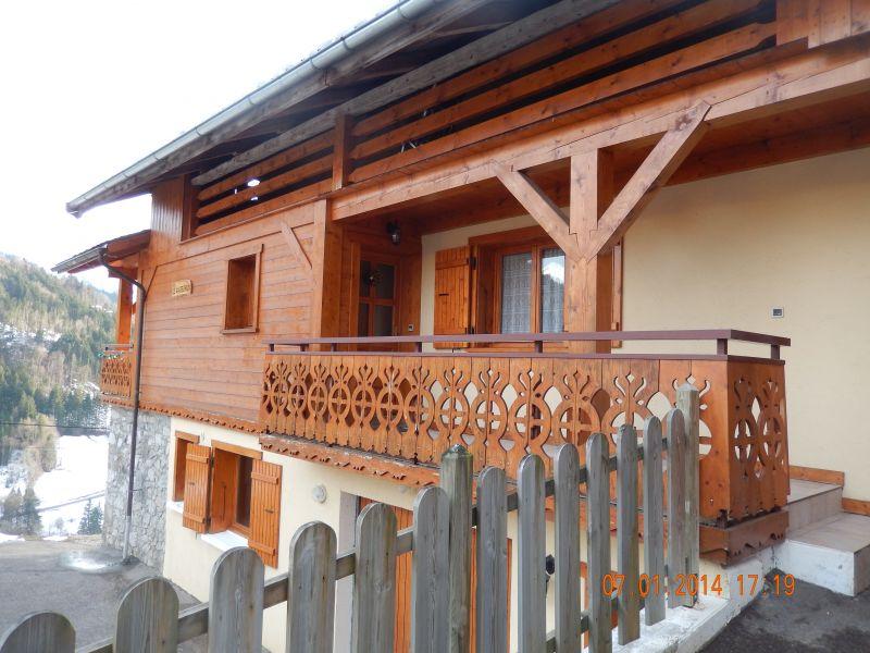 Location Apartment 52301 Le Grand Bornand