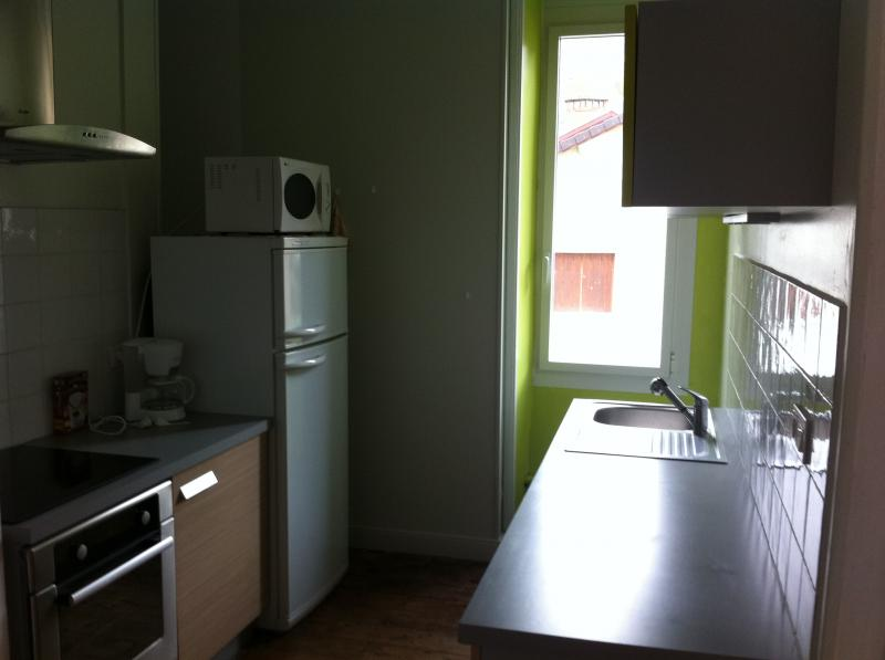 Sep. kitchen Location Apartment 52894 Ax Les Thermes