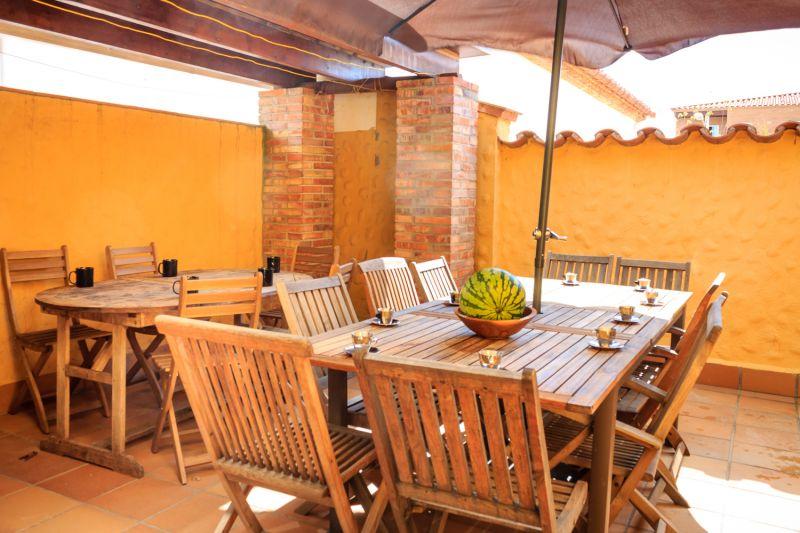 Terrace Location Villa 53410 Empuriabrava