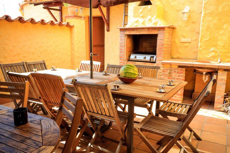 Summer kitchen Location Villa 53410 Empuriabrava
