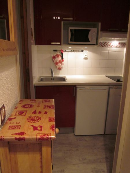 Sep. kitchen Location Studio apartment 53667 Valmorel