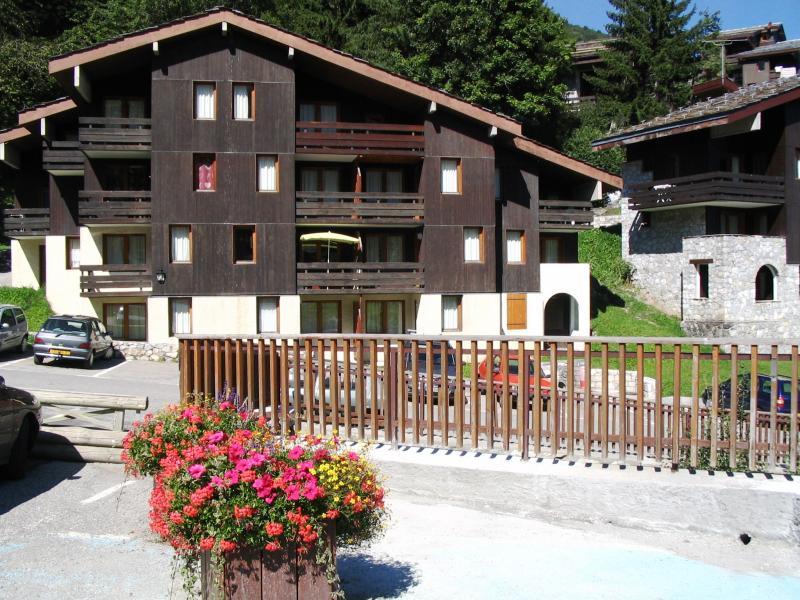 Outside view Location Studio apartment 53667 Valmorel