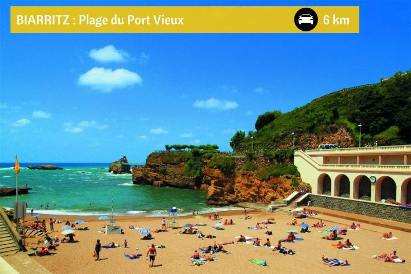 Other view Location Apartment 53932 Anglet