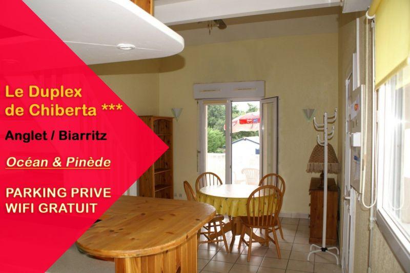 Location Apartment 53932 Anglet