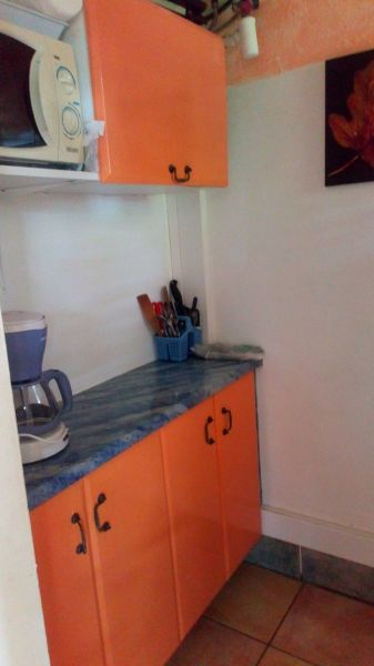 Sep. kitchen Location Studio apartment 54186 Sainte Anne (Martinique)