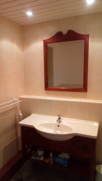 Washing facilities Location Studio apartment 54186 Sainte Anne (Martinique)