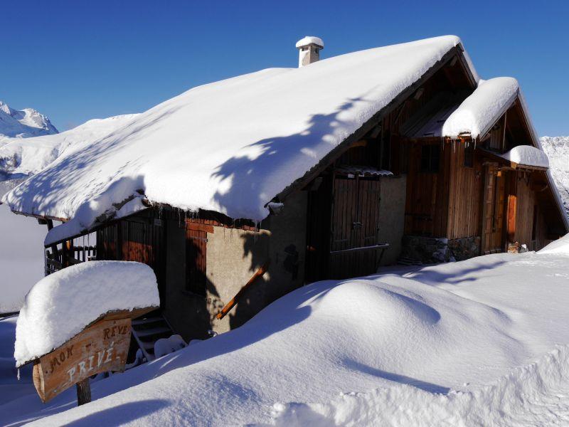 Outside view Location Chalet 54265 Alpe d'Huez