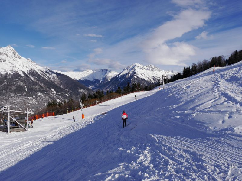 Surroundings Location Chalet 54265 Alpe d'Huez