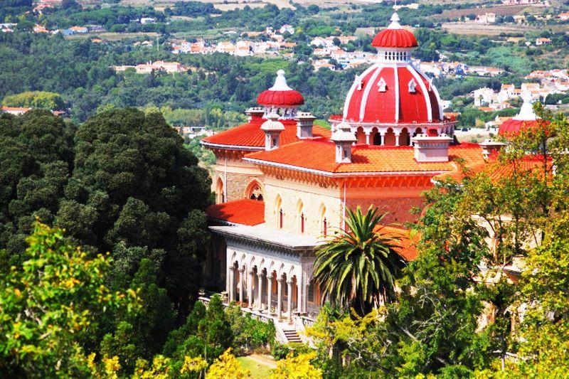 Surroundings Location House 55114 Sintra
