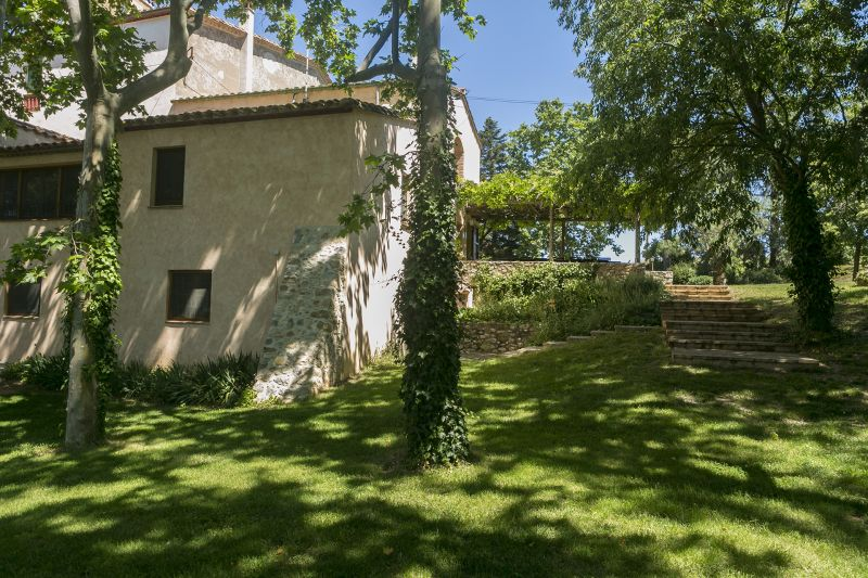 Garden Location Self-catering property 55342 Figueres