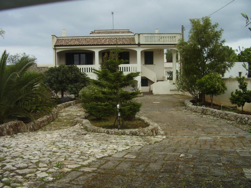 Outside view Location Apartment 55406 Santa Maria di Leuca