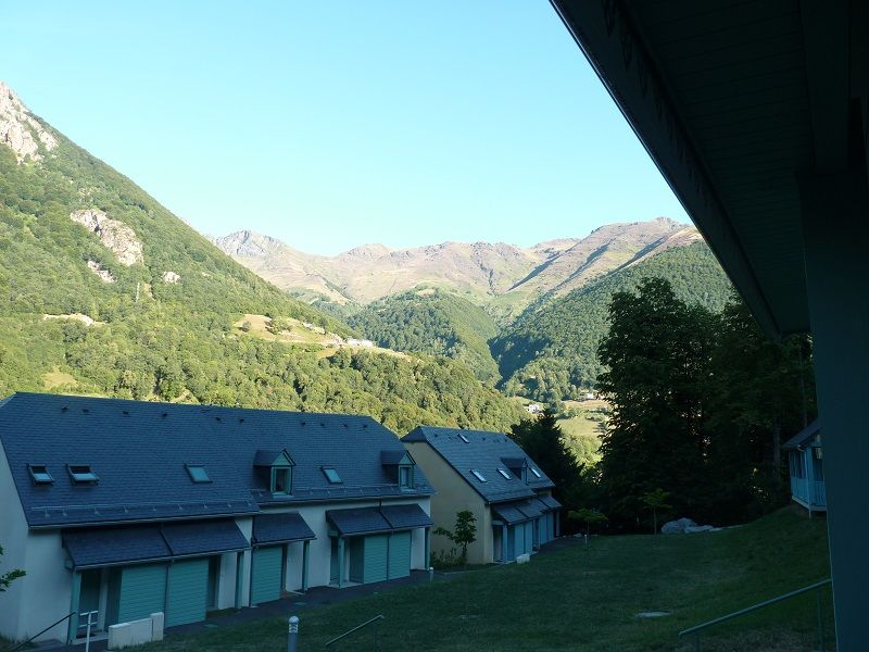 View from the balcony Location Apartment 55414 Cauterets