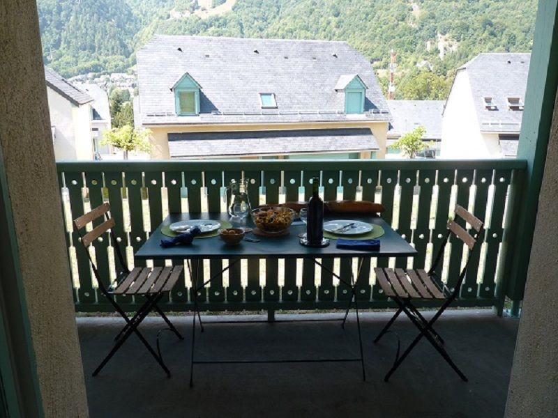 Terrace 1 Location Apartment 55414 Cauterets