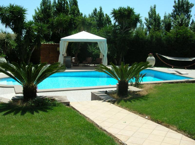 Swimming pool Location Apartment 55514 Cerveteri