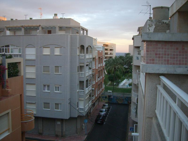 View from terrace Location Apartment 55632 Torrevieja