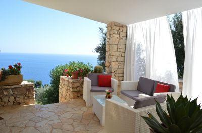Terrace Location Offbeat accommodation 55854 Santa Maria di Leuca