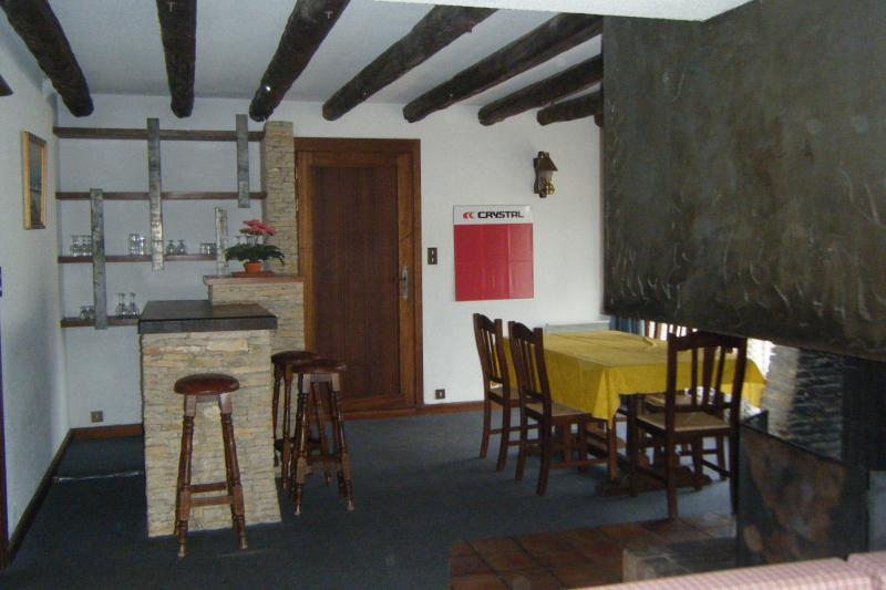 Dining room Location Chalet 56206 Montgenevre