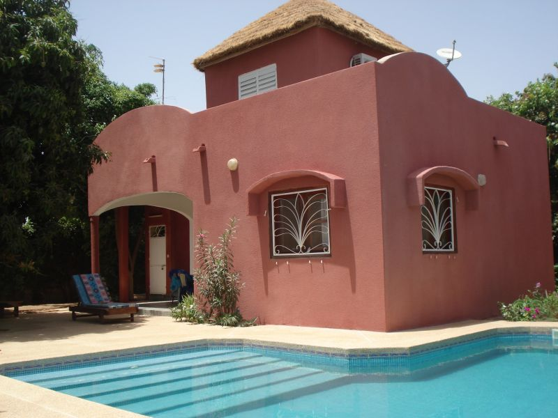 Swimming pool Location Villa 56518 Saly