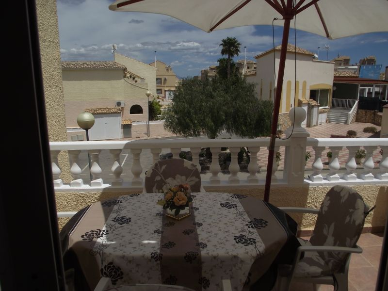 View from the balcony Location Apartment 56526 Santa Pola