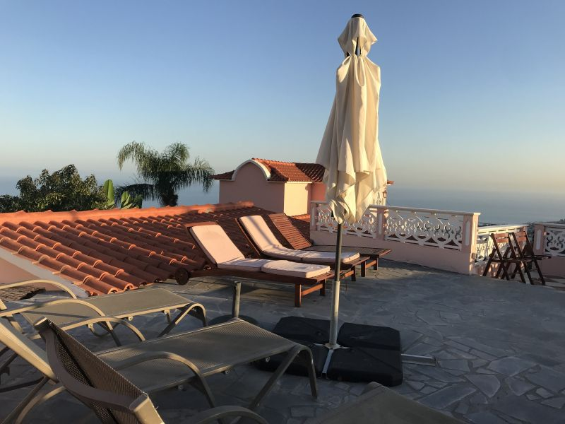 View from terrace Location Bungalow 57060 Funchal