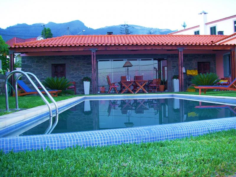 Swimming pool Location Bungalow 57060 Funchal