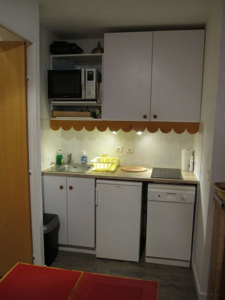 Kitchenette Location Apartment 57233 Risoul 1850