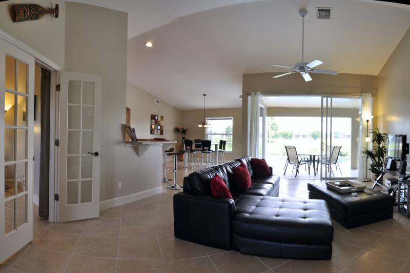 Sitting room Location Villa 57904 Cape Coral