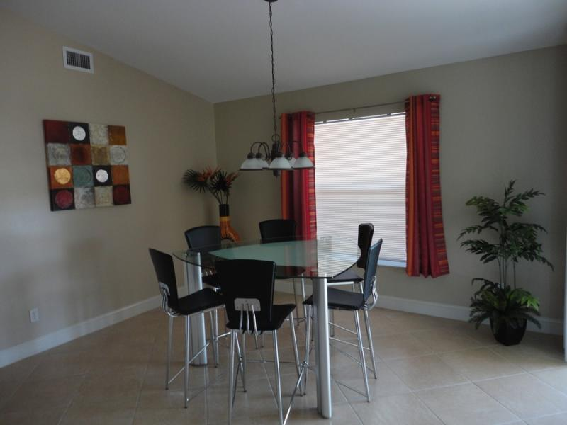 Dining room Location Villa 57904 Cape Coral