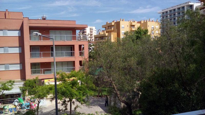 View from the balcony Location Apartment 57982 Praia da Rocha