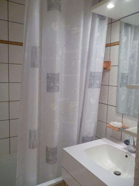 bathroom Location Studio apartment 57992 La Plagne