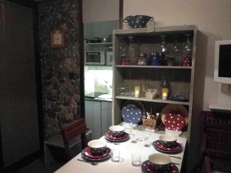 Sep. kitchen Location Studio apartment 58187 La Plagne