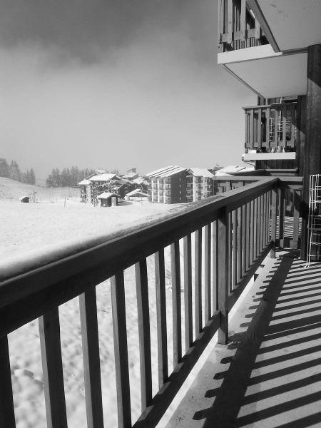View from the balcony Location Apartment 58322 La Plagne