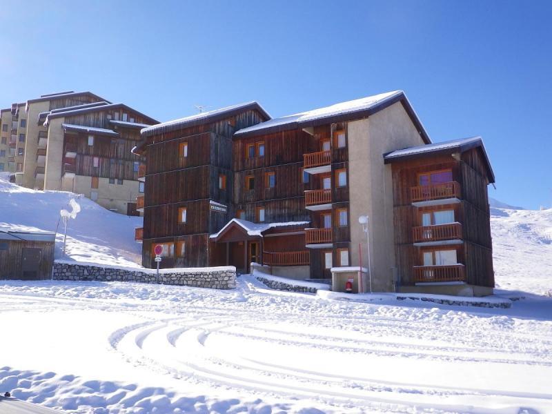 Outside view Location Apartment 58322 La Plagne