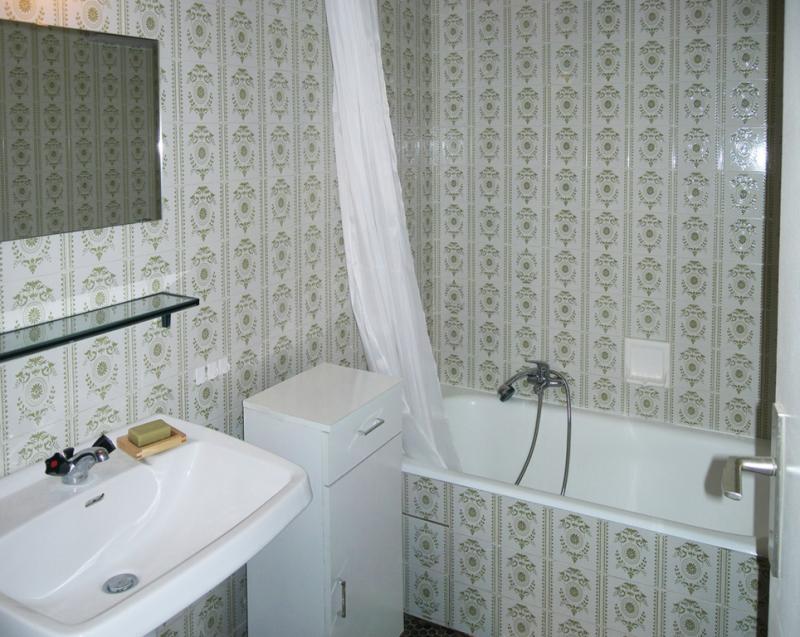 bathroom Location Studio apartment 58480 Alpe d'Huez