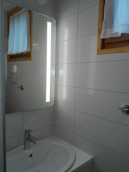 Washing facilities 2 Location Apartment 59108 Valmorel