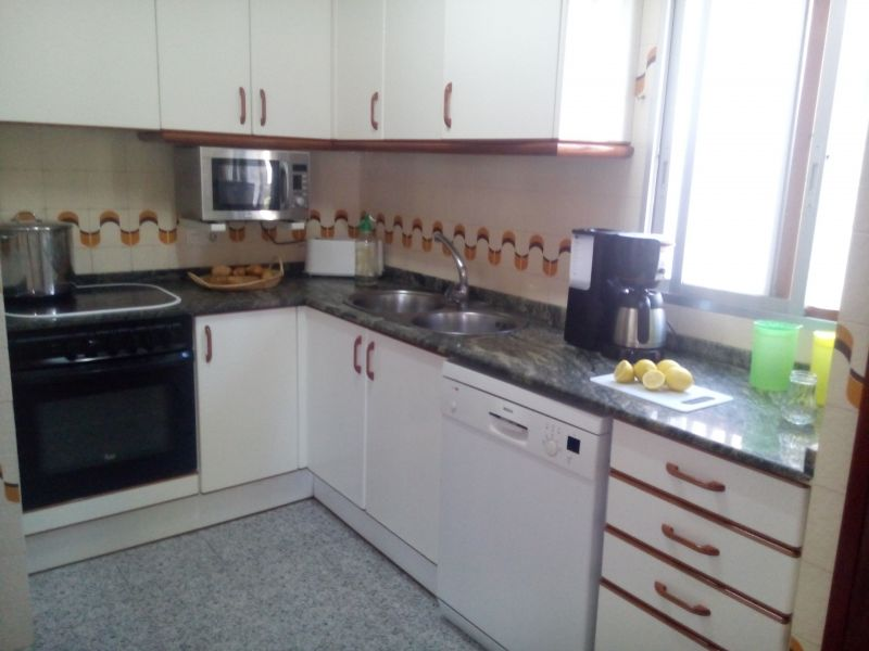 Summer kitchen Location Villa 59145 L'ampolla