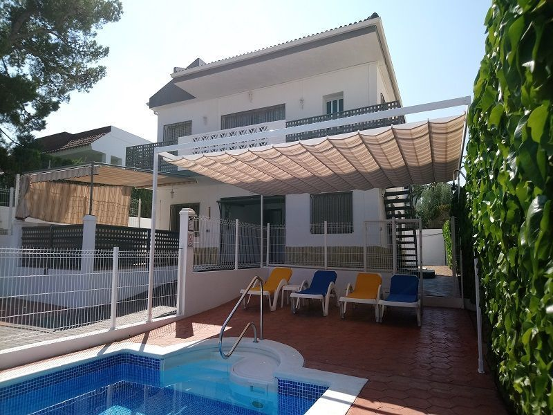 Swimming pool Location Villa 59145 L'ampolla