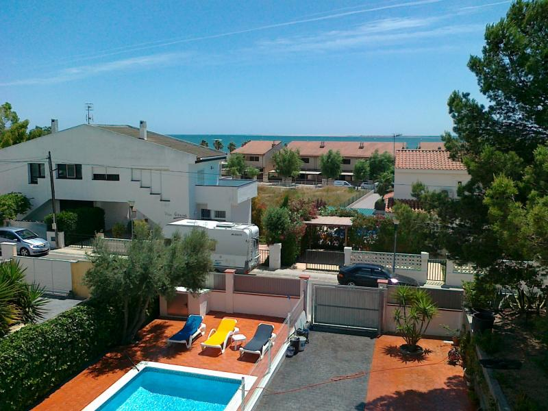 View from the property Location Villa 59145 L'ampolla