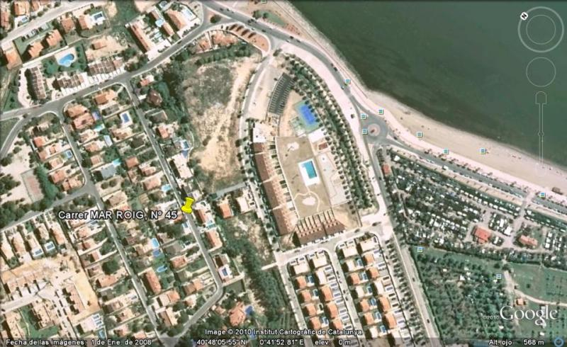 Surroundings Location Villa 59145 L'ampolla